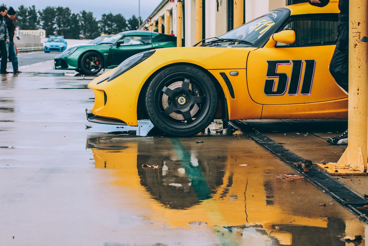 June 2016 Lotus Only Track Day