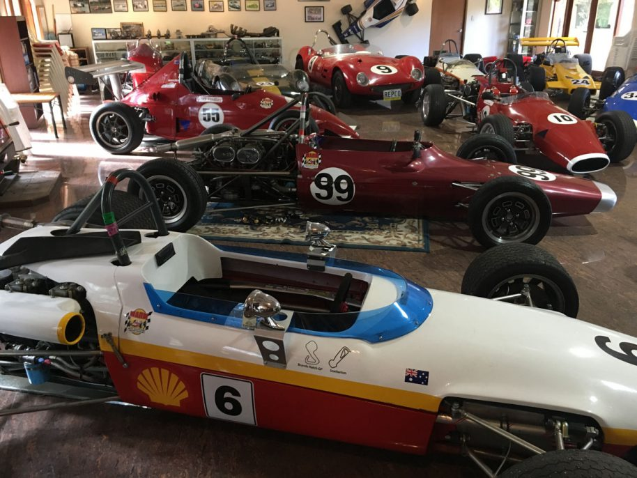 Club Lotus Western Australian Racing Museum Run