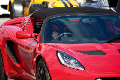 Autostrada All-Lotus Track Day