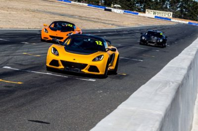 August 2017 Lotus-Only Track Day at Wakefield Park