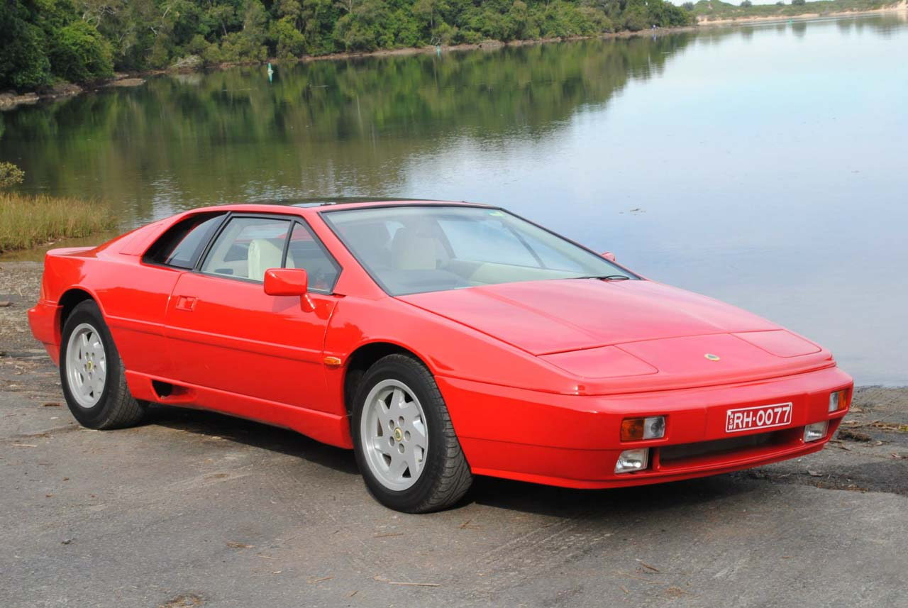 LOTUS ESPRIT TURBO 1988