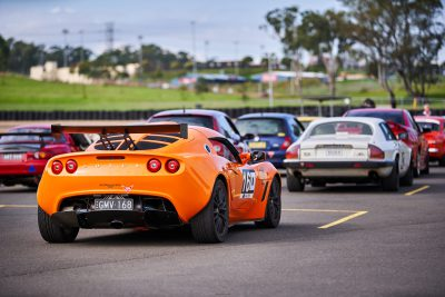 Club Lotus Australia at CSCA 2019 Round 2