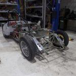 TUFTs Lotus Eleven Rebuild April 2020